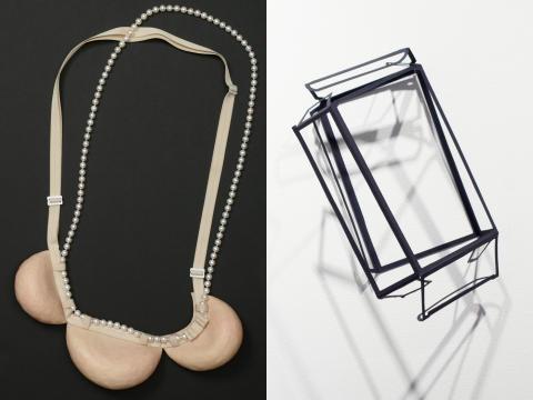 Museer och gallerier i gemensam satsning på smyckekonst i vår