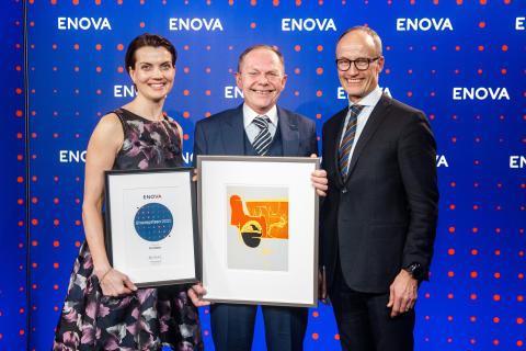 Dette er vinneren av Enovaprisen 2020