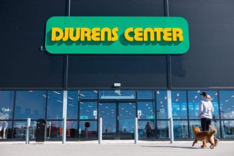 Dogman köper Djurens Center – Örebros största husdjursbutik