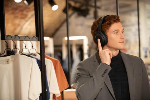Lo mejor vuelve a mejorar: Sony anuncia los auriculares inalámbricos con Noise Cancelling WH-1000XM4 líderes en la industria