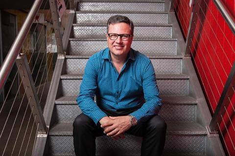 Panalitixgrundaren Colin Dunn till Vismas event Forward 2018 – redovisningsbranschens framtid på agendan