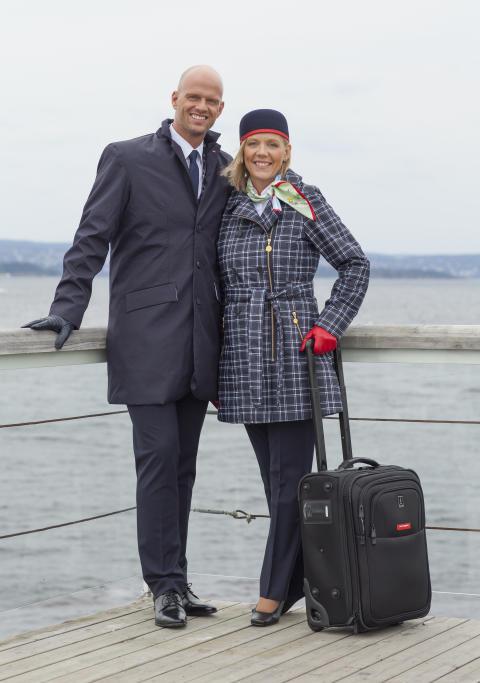 Norwegian Dreamliner-uniformer