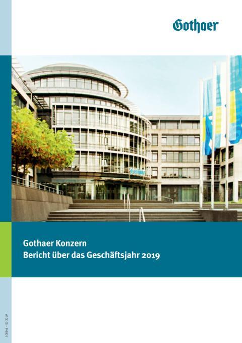 Geschäftsjahr 2019: Gothaer Konzern