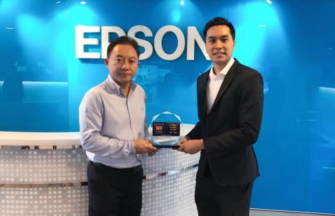 เอปสันโฮมโปรเจ็กเตอร์ EH-TW8300 คว้า Editor's Choice Award