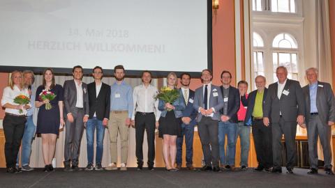 """Masterabsolventin Janine Breßler errang 2. Platz beim """"SmartHome Award Deutschland 2018"""""""