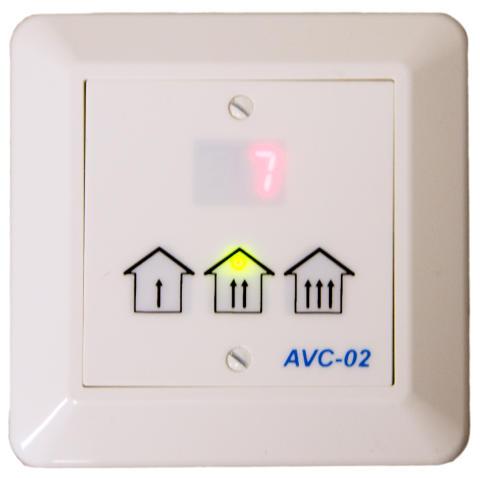 Uppdaterad styrning på Acetec ventilationsaggregat