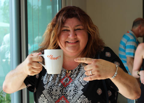 Cheryl Fergison raises £2600 at hit musical