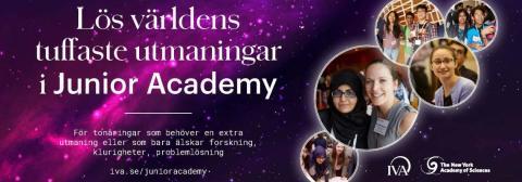 Sök till Junior Academy