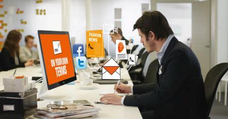 Seminar: Den sosiale weben - finn dine nyheter og nå ut med dine nyheter.