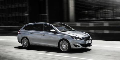 Peugeot 308 SportWagon - Årets Bil som kombi - gör entré hos de svenska återförsäljarna!