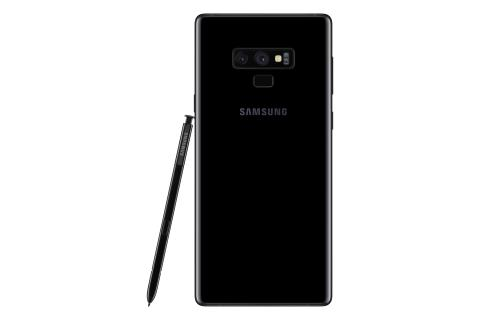 Samsung Galaxy Note9_back_pen_black