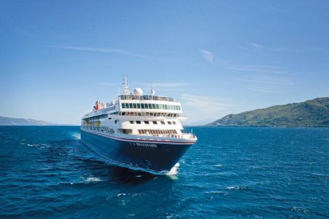 Fred. Olsen Cruise Lines unveils new sailings with The Arts Society for 2022-23