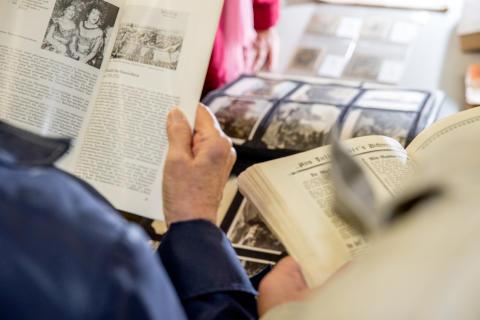 Auf den Spuren des jüdischen Lebens in Eberswalde