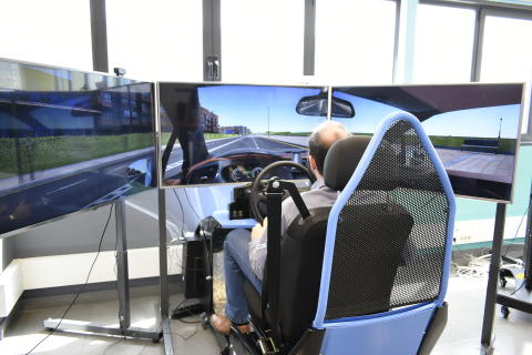 SimuSafe - simulator