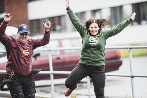 Nyland studentboliger klar for innflytting (igjen)!