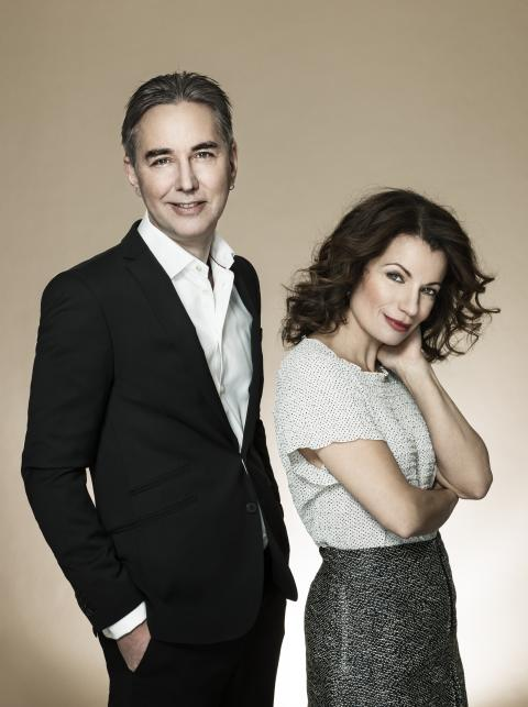 Alexandra og Alexander Ahndoril - Lars Kepler