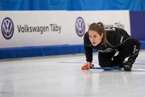 Curling: EM-truppen klar