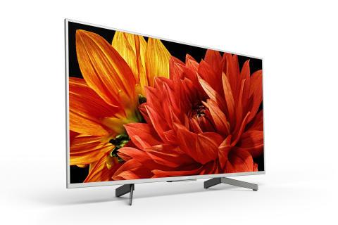 Sony širi linijo televizorjev s štirimi novimi serijami 4K HDR