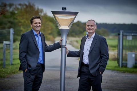 Nyt partnerskab baner vejen  for mere intelligente byrum