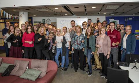 SVT Sport redaktionen