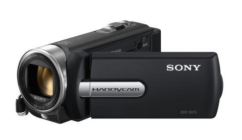 Handycam DCR-SX15E von Sony_Schwarz_05