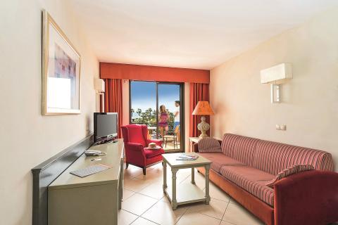 allsun Hotel Albatros Zimmer