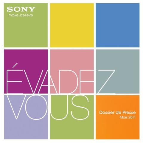 DP Printemps Sony - Mars 2011