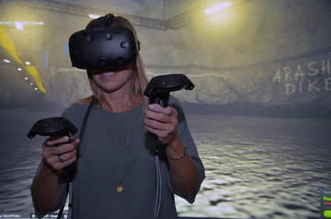 Utforska unik virtuell gruva