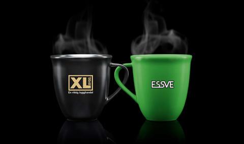 XL-BYGG väljer ESSVE som leverantör av infästningsprodukter