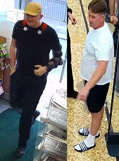 Appeal to identify two men after burglary in Enfield