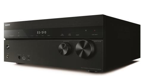 Sonys ekspanderer sin serie av høyoppløste lydprodukter