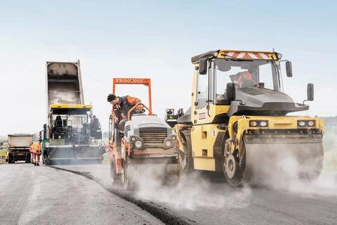 STRABAG SE erzielt 2018 Rekorde bei Auftragsbestand, Bauleistung und Ergebnis
