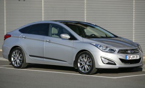 Hyundai fortsetter veksten i Europa