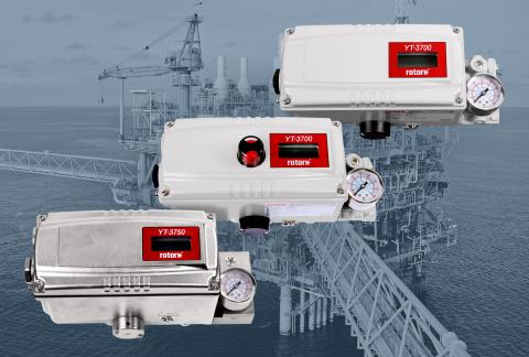 New enhanced digital smart positioner available from Rotork