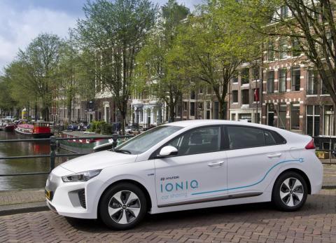 Flere storbyer i Europa tilbyr bildeling med null utslipp