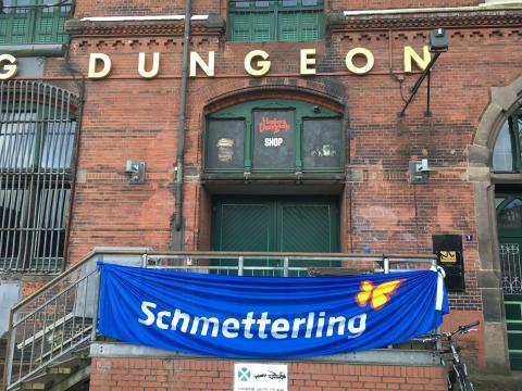 Schmetterling Dialogtour in Stuttgart