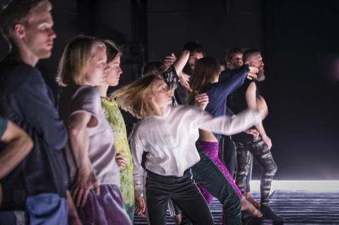 A Chorus Line, vad hände sen? – Stor danspremiär med Caprioli på NorrlandsOperan