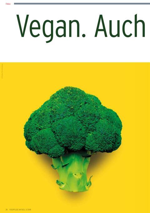 Vegan. Auch mit uns.