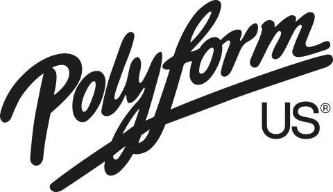 Polyform US - logo, svart