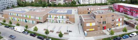 ZÜBLIN Timber Primary School Baierbrunner_Straße (2)
