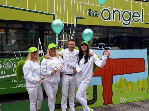 Angel 21 – events in Durham, Chester-le-Street and Newcastle
