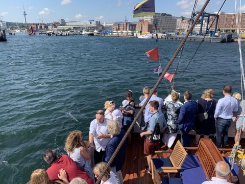 Maritime Hochzeiten und Veranstaltungen