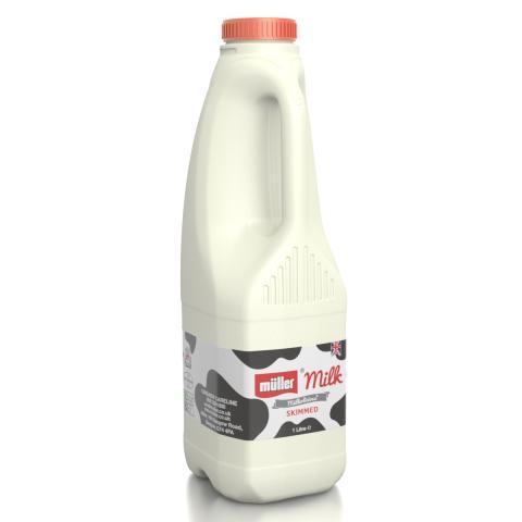 Müller Milk Skimmed