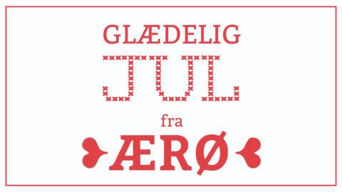 Glædelig jul fra Ærø