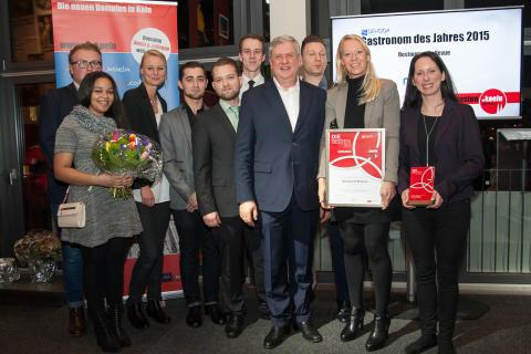 Auszeichnung Maritim Hotel Köln
