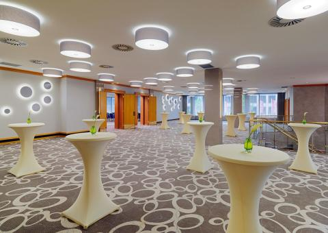 The Westin Leipzig - Ballsallfoyer
