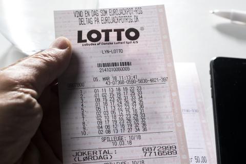 Lotto vindere fra København løber hver med 7,5 mio. kr.