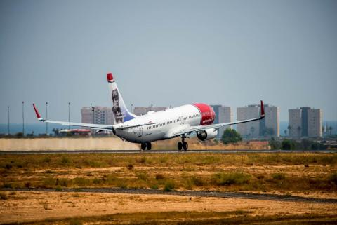 Norwegian commences busiest ever winter at Manchester with new Canary Islands routes