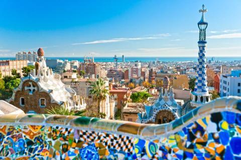 5 saker att göra i Barcelona
