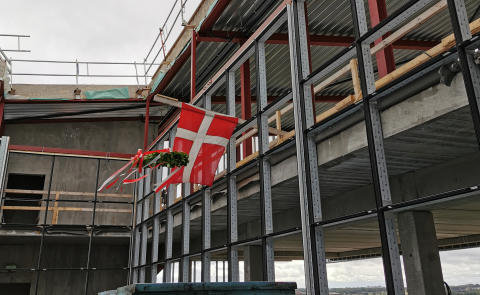 Rejsegilde, Ny udskoling – Lisbjerg skole